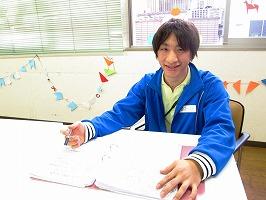 2015年度入社・山崎喜弘さん